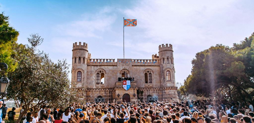 Lost & Found announce lineups for Castle and Boat parties