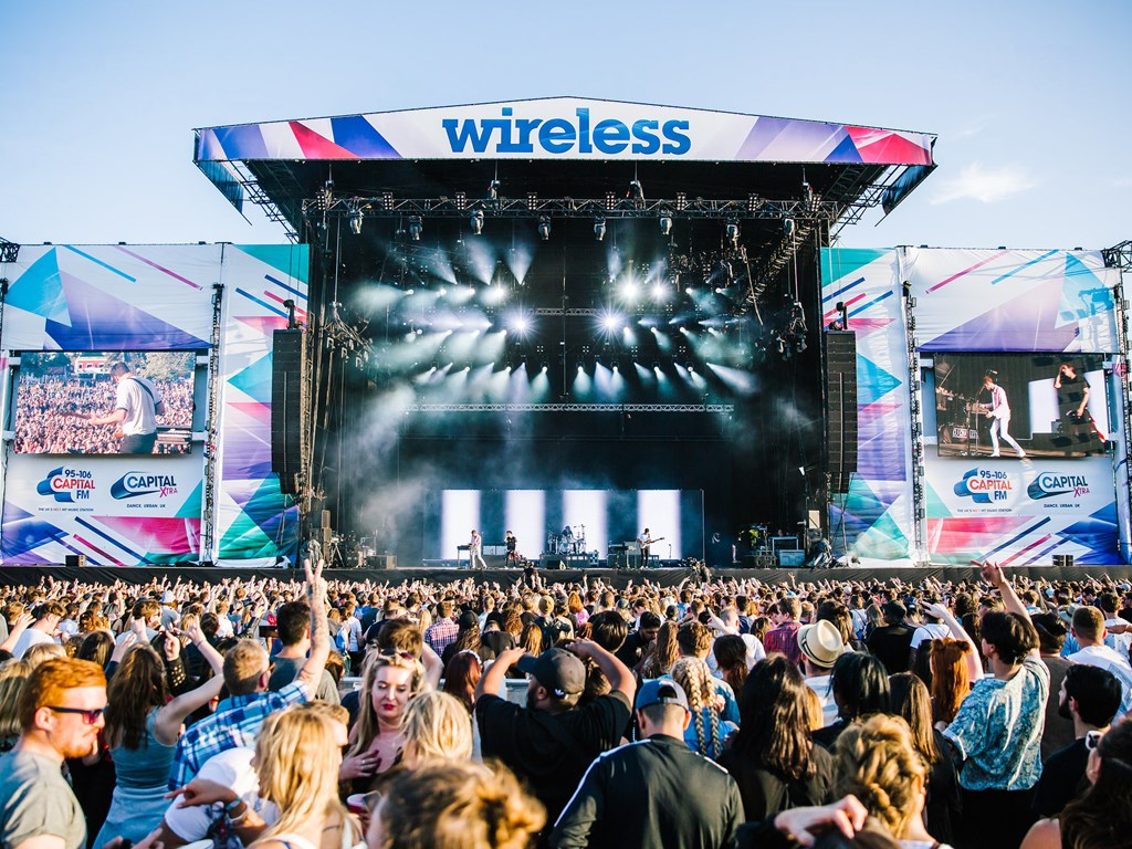 Wireless Festival announce J.Cole, Stormzy and DJ Khaled and Friends as headliners
