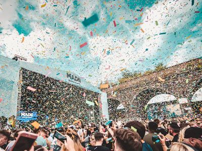 MADE Festival adds High Contrast, Charlie Sloth and more to lineup