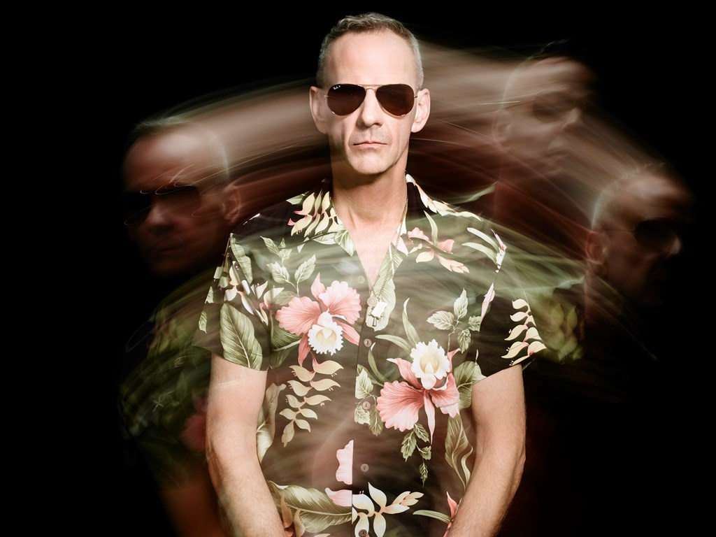 Listen to Fatboy Slim's disco infused 'Where U Iz'