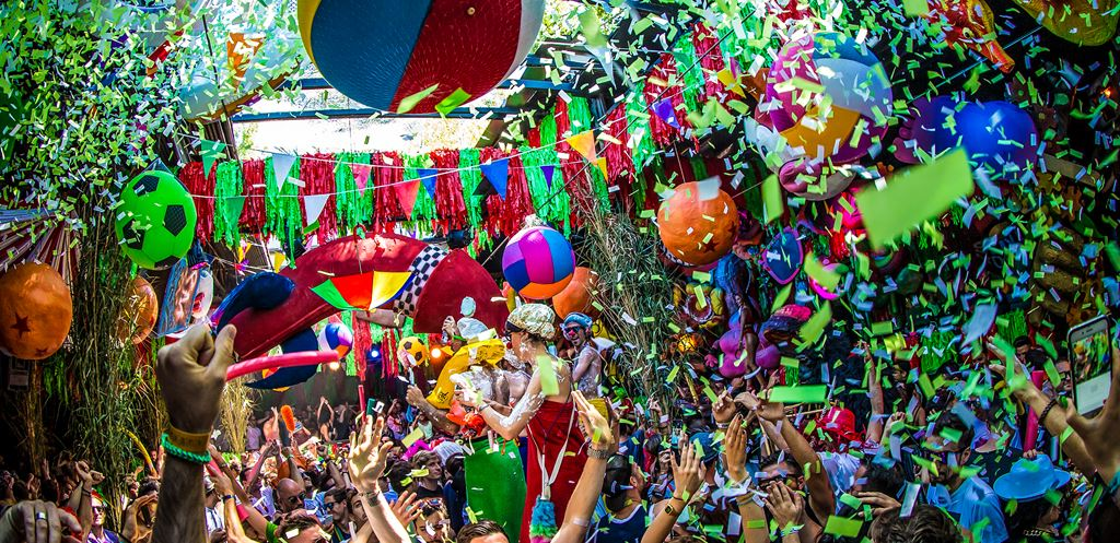 Location unveiled for elrow Town London