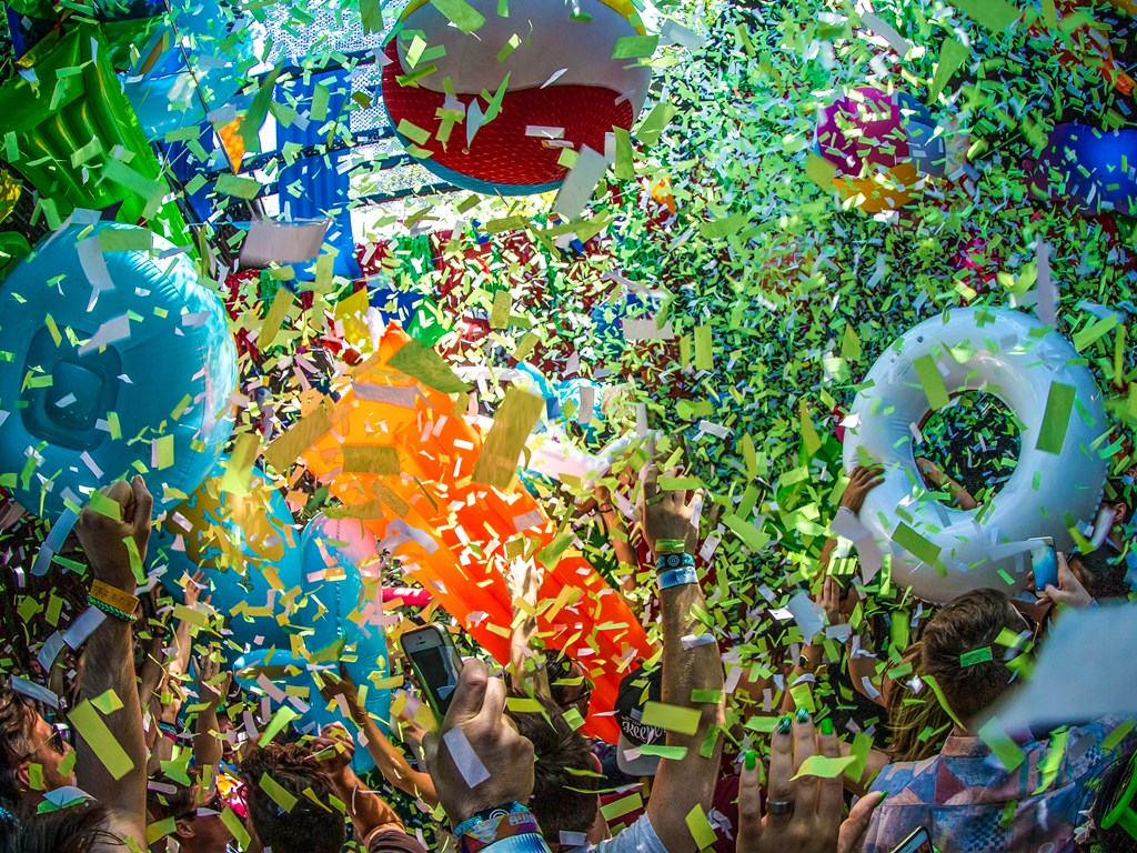 elrow announce full lineup for elrow Friends & Family Festival