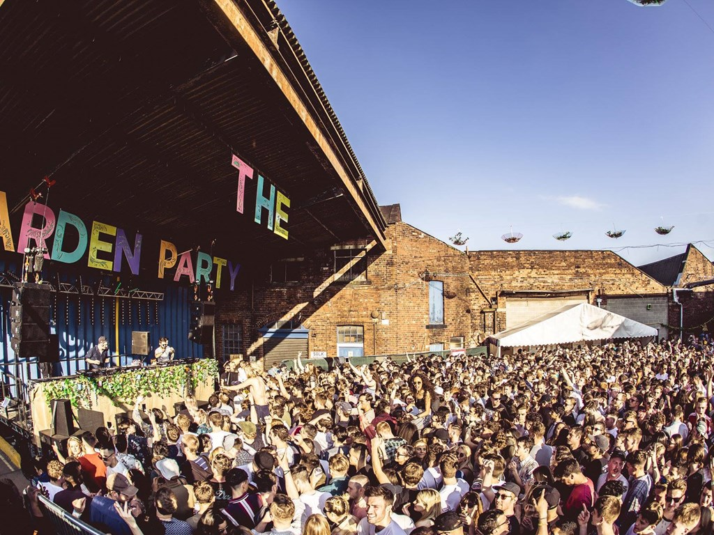 Part One of The Garden Party 2018 brings in Jackmaster, Jeremy Undergound, Patrick Topping and more