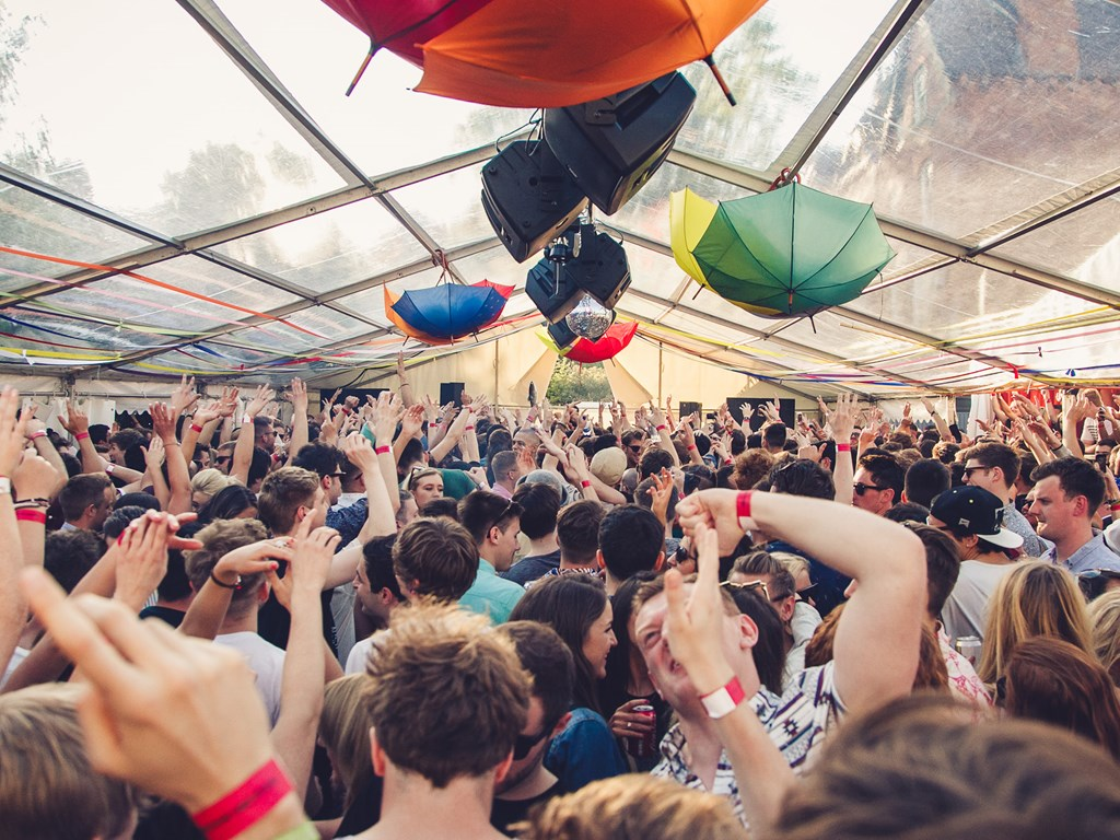 Part Three of The Garden Party reveal Alan Fitzpatrick, George Fitzgerald, Mella Dee and more