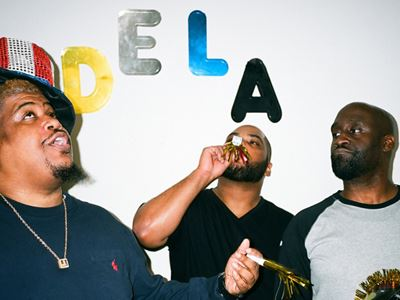 De La Soul join House Of Common lineup