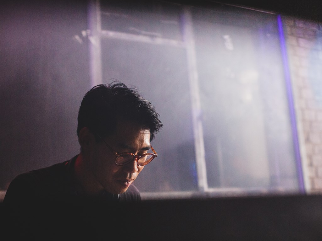 Hunee works his magic for BBC R1's Essential Mix