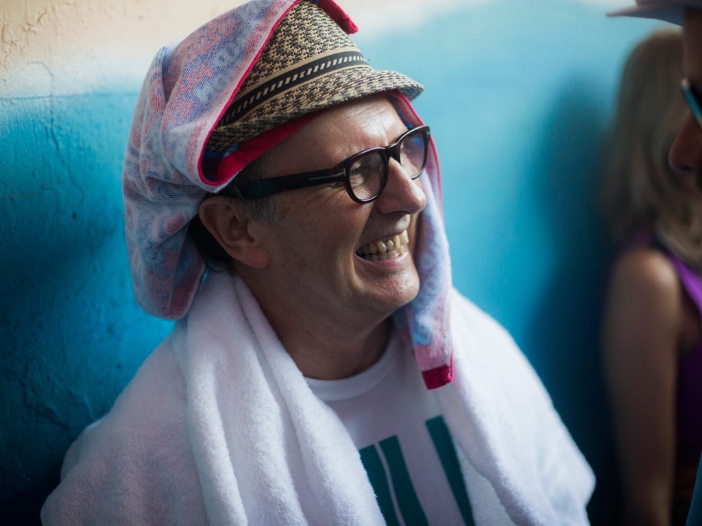 David Rodigan celebrates 40th anniversary at Motion