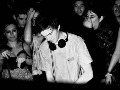 Mix Of The Week: Ben UFO