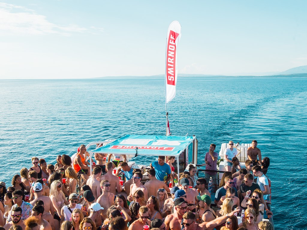 Hideout reveal boat party lineups featuring Skream, Hannah Wants, Horse Meat Disco and more