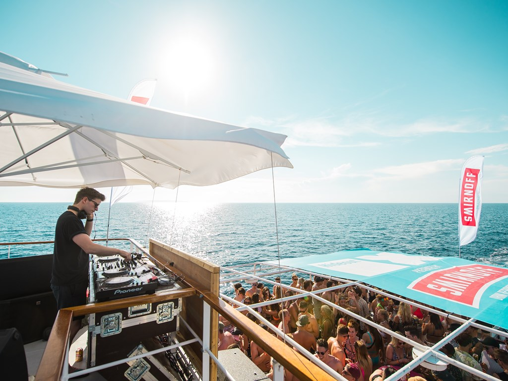 Hideout announce boat parties ft. Hannah Wants, T.Q.D and plenty more