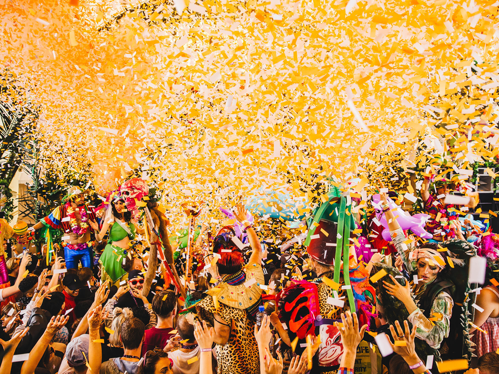 elrow to host debut Friends & Family Festival