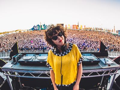 Chibuku Presents Annie Mac at IWF Liverpool