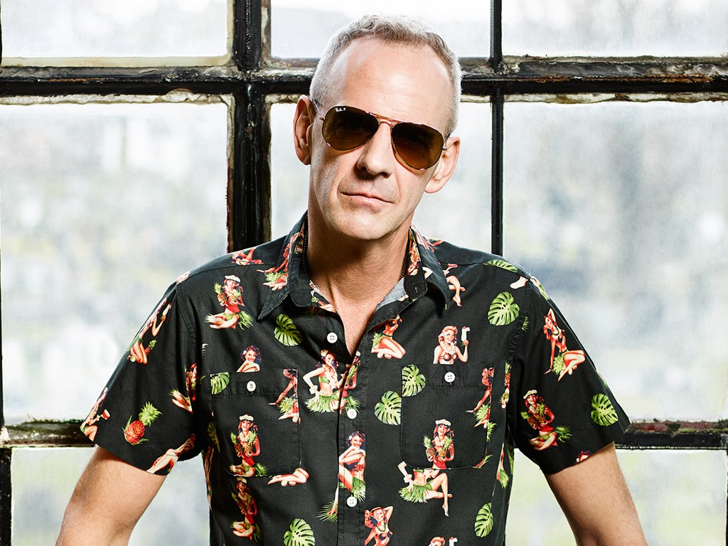 Fatboy Slim revealed for day two of elrow Town London