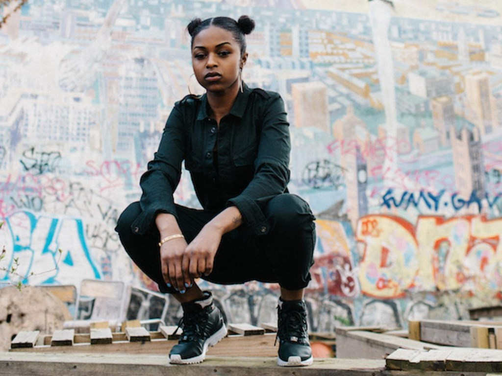 "Nadia Rose's ""Skwod"" becomes anti-fascist anthem"