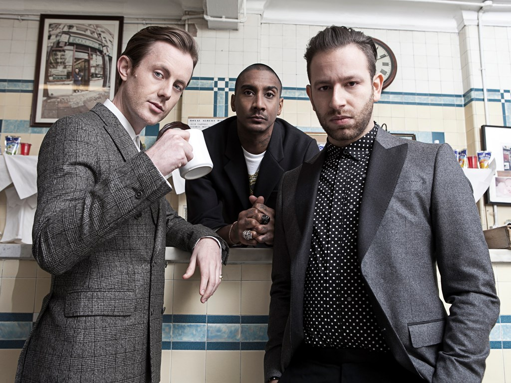 Album Of The Week: Chase & Status - RTRN: The Originals