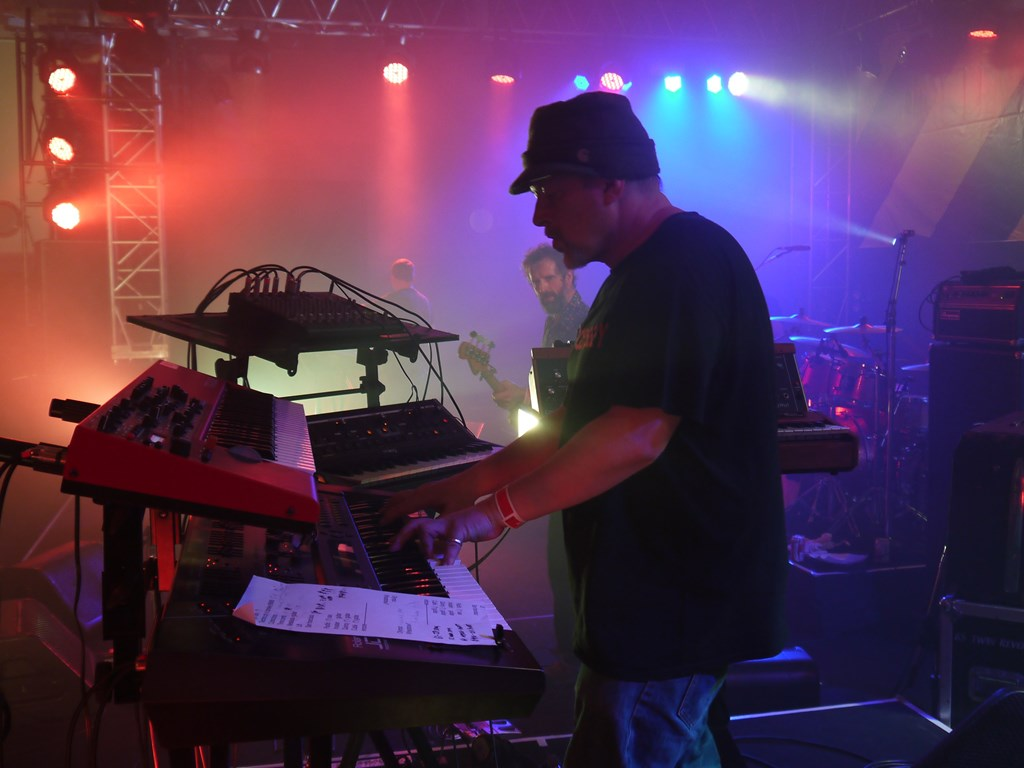 Roy Ayers and 808 State among top names at Moovin' Festival
