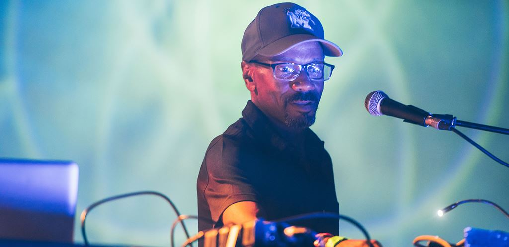 Larry Heard to preview new tracks at Sunfall