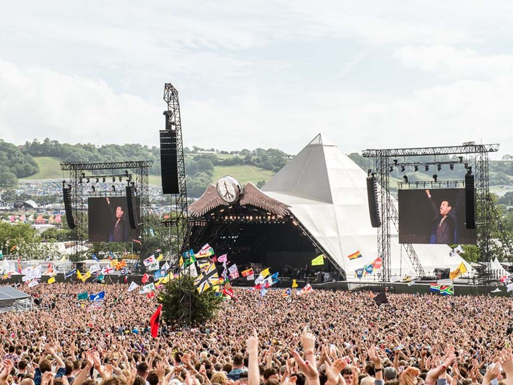 Watch highlights from Glastonbury 2019