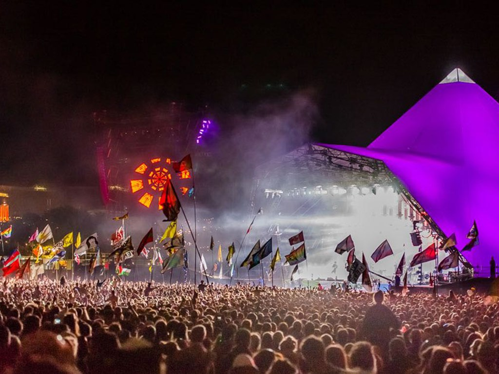 Watch highlights from Glastonbury 2017