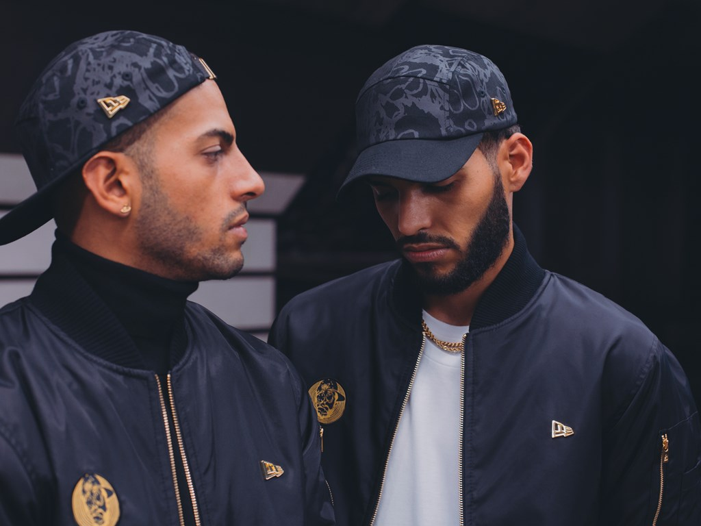 The Martinez Brothers take to a secret location for LWE