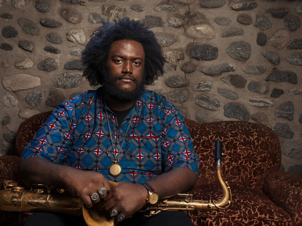 Watch Kamasi Washington pay tribute to George Michael