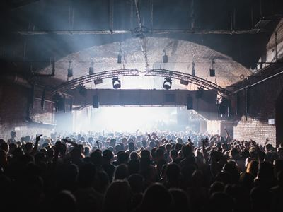 The Warehouse Project || ANTS Halloween Takeover