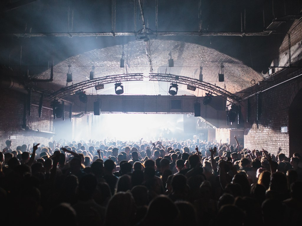 Top Picks: NYD at The Warehouse Project