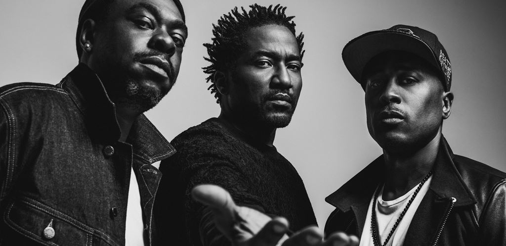 A Tribe Called Quest hint at breakup