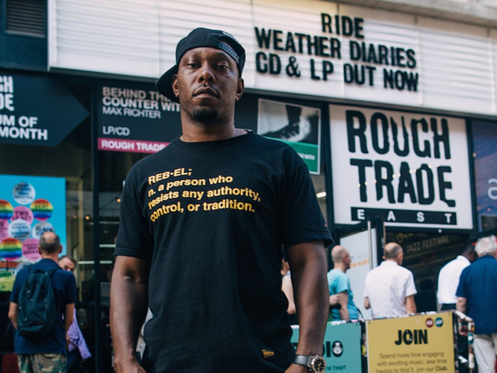 Dizzee Rascal heads to Leeds and Liverpool
