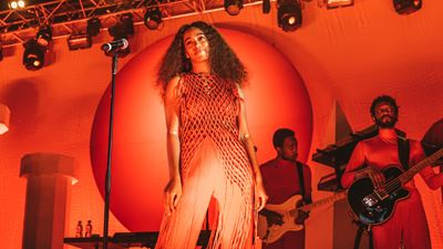 Solange reportedly broke out of hospital to perform at Lovebox