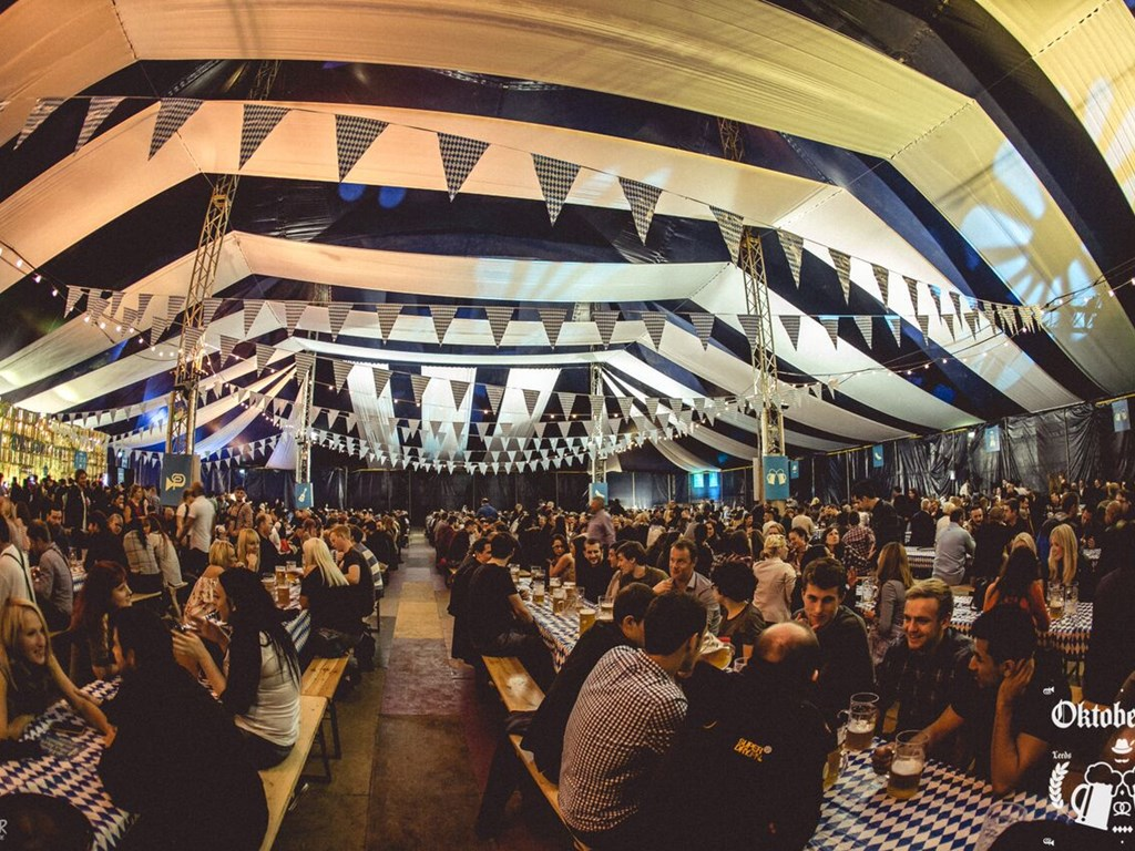 Oktoberfest Leeds 2018 returns to Leeds