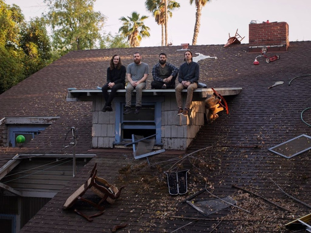 Album Of The Week: Manchester Orchestra - A Black Mile To The Surface