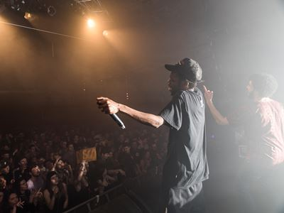 The Warehouse Project || LVL 35: LEVELZ 4th Bday at the Apollo