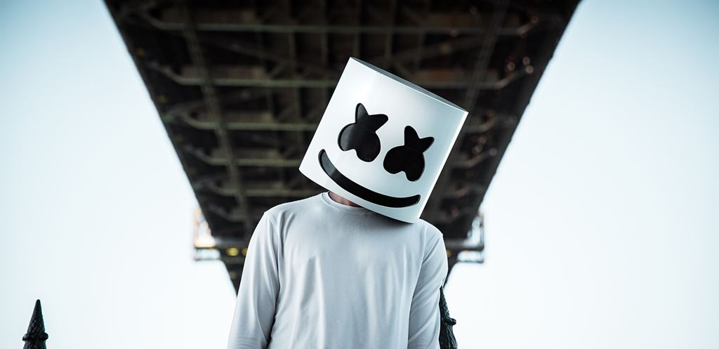 Marshmello heads to Manchester and London
