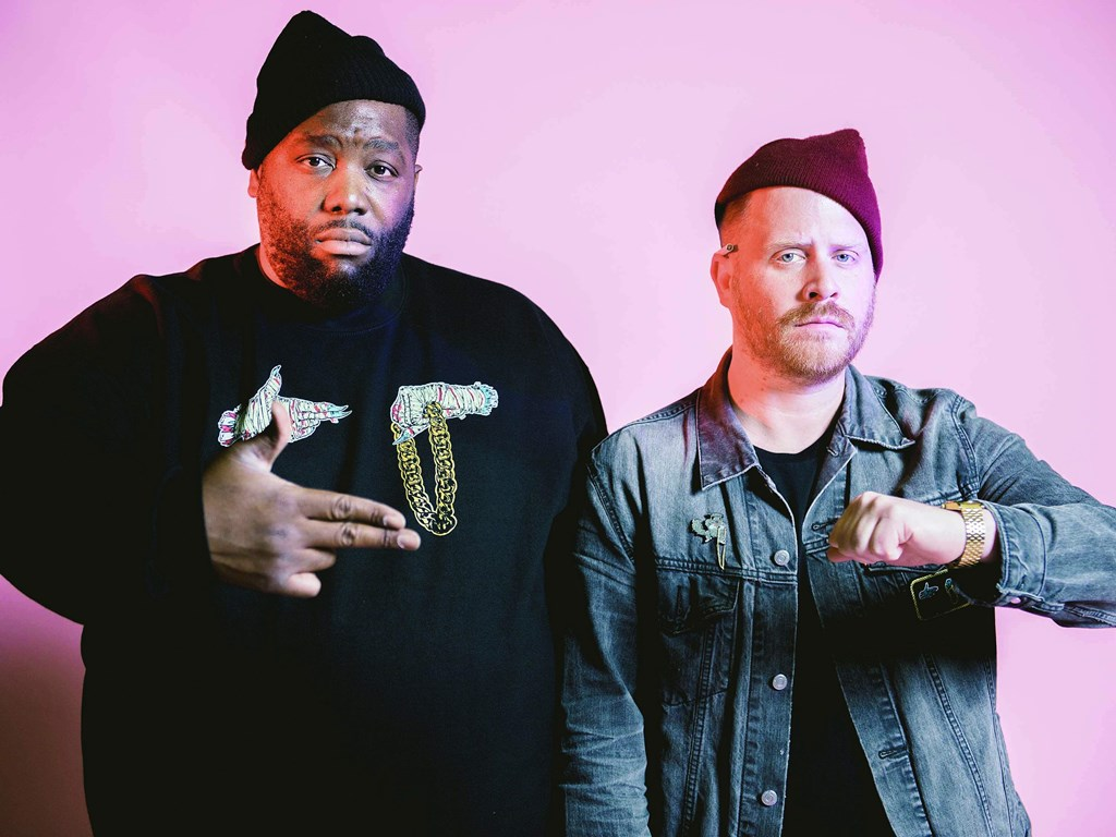 Run the Jewels take on Leeds with Danny Brown