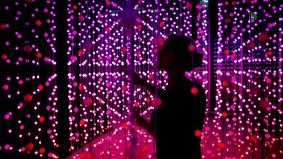 Bristol's Motion reveal new immersive LED installation