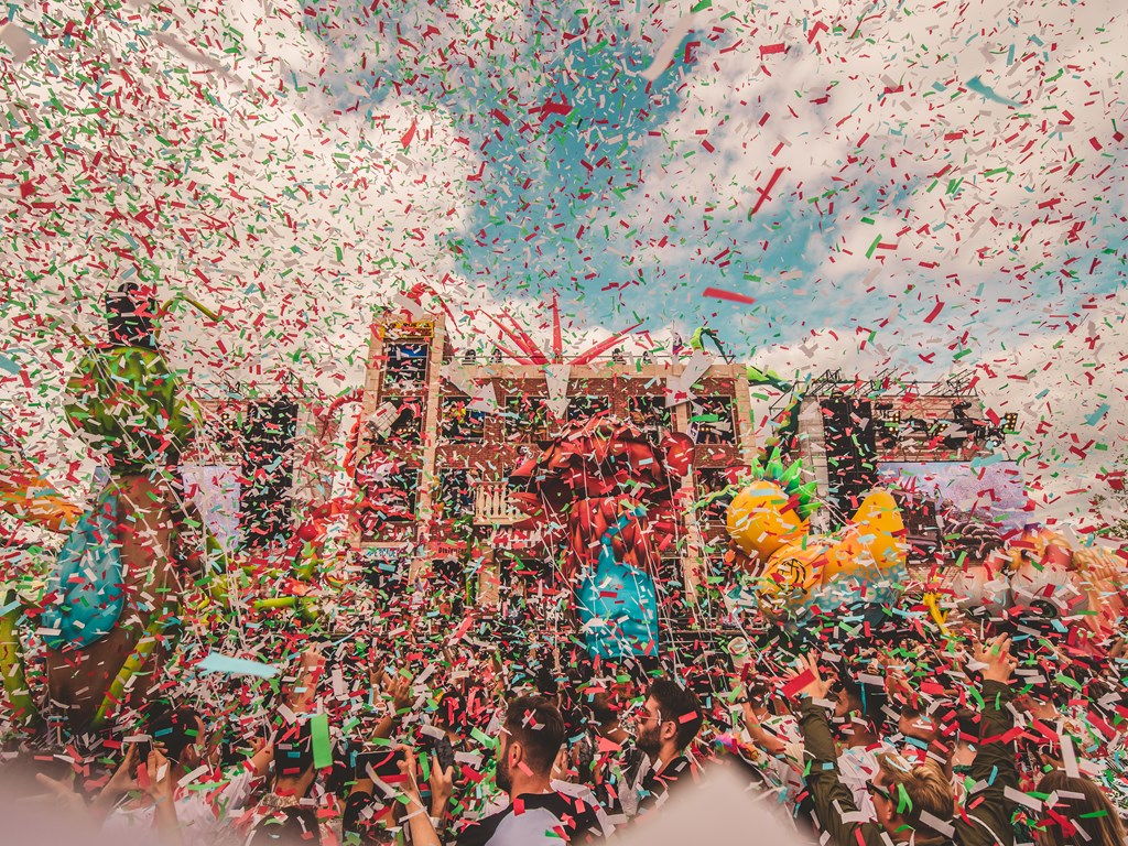 elrow Town returns to London at bigger venue