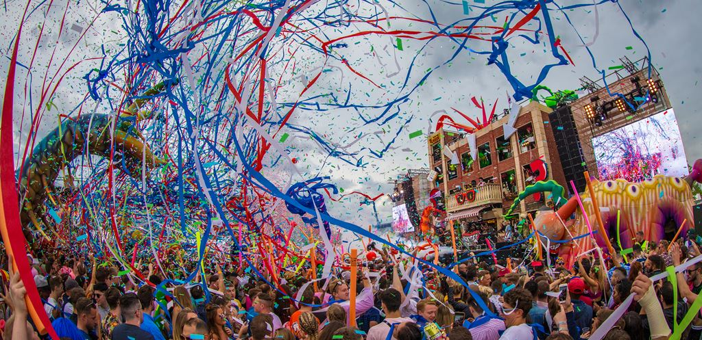 In Review: elrow Town London Closing Ceremony