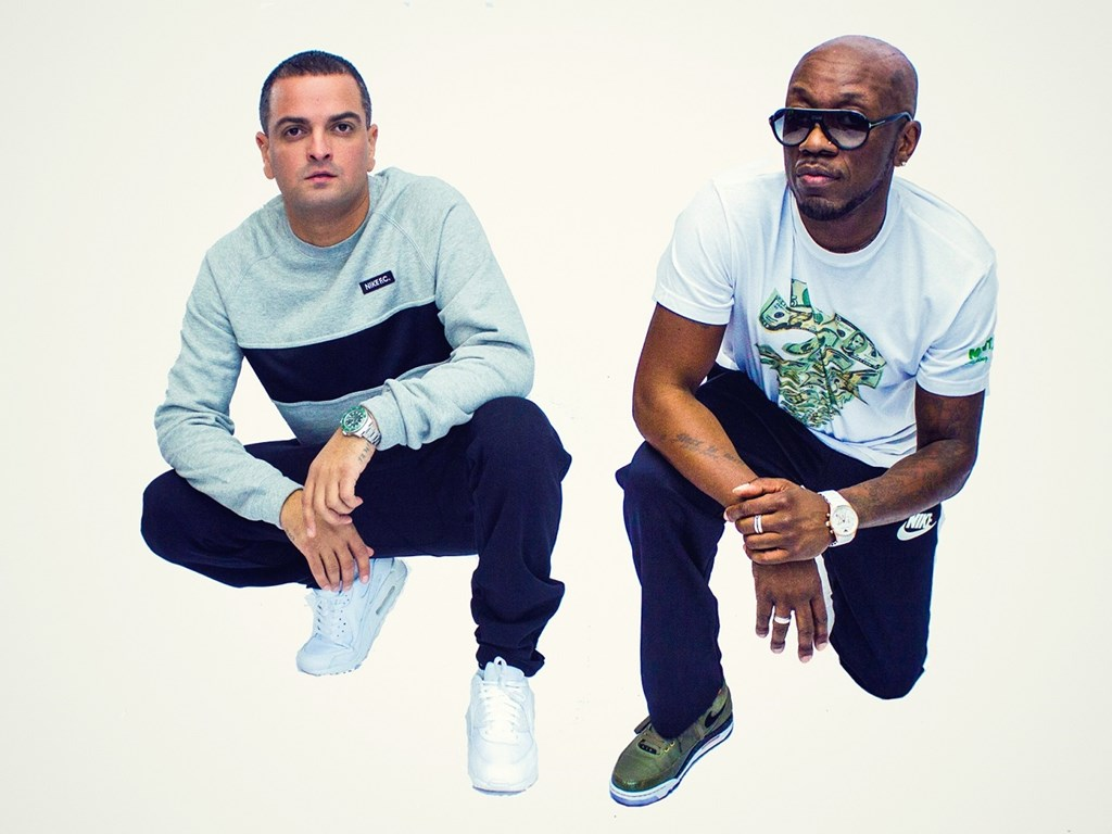 Garage Nation celebrate 20 years with DJ Luck and MC Neat this Halloween