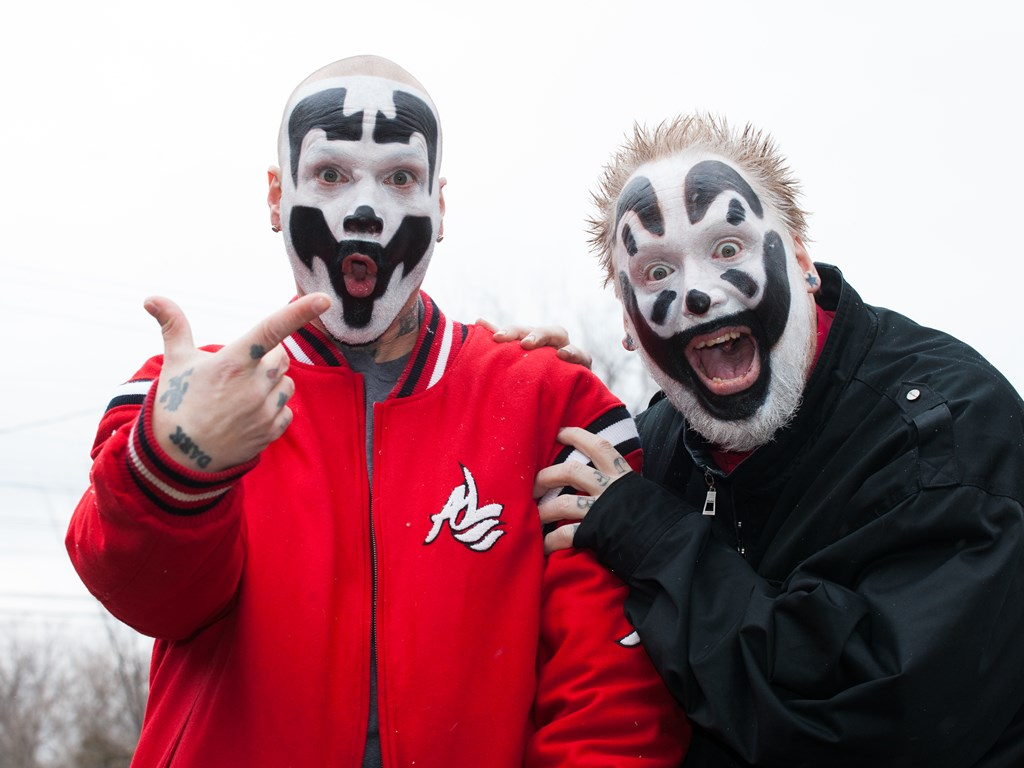 Insane Clown Posse announce show at Leeds O2 Academy
