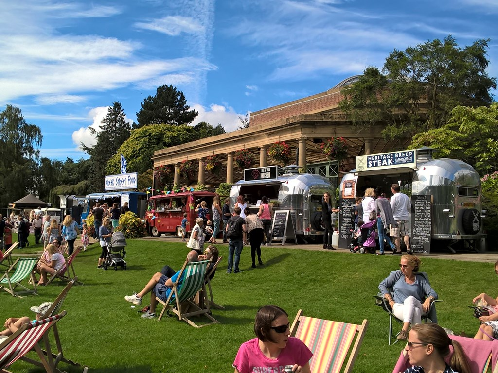 StrEat Food Festival returns in 2018 with bigger venue