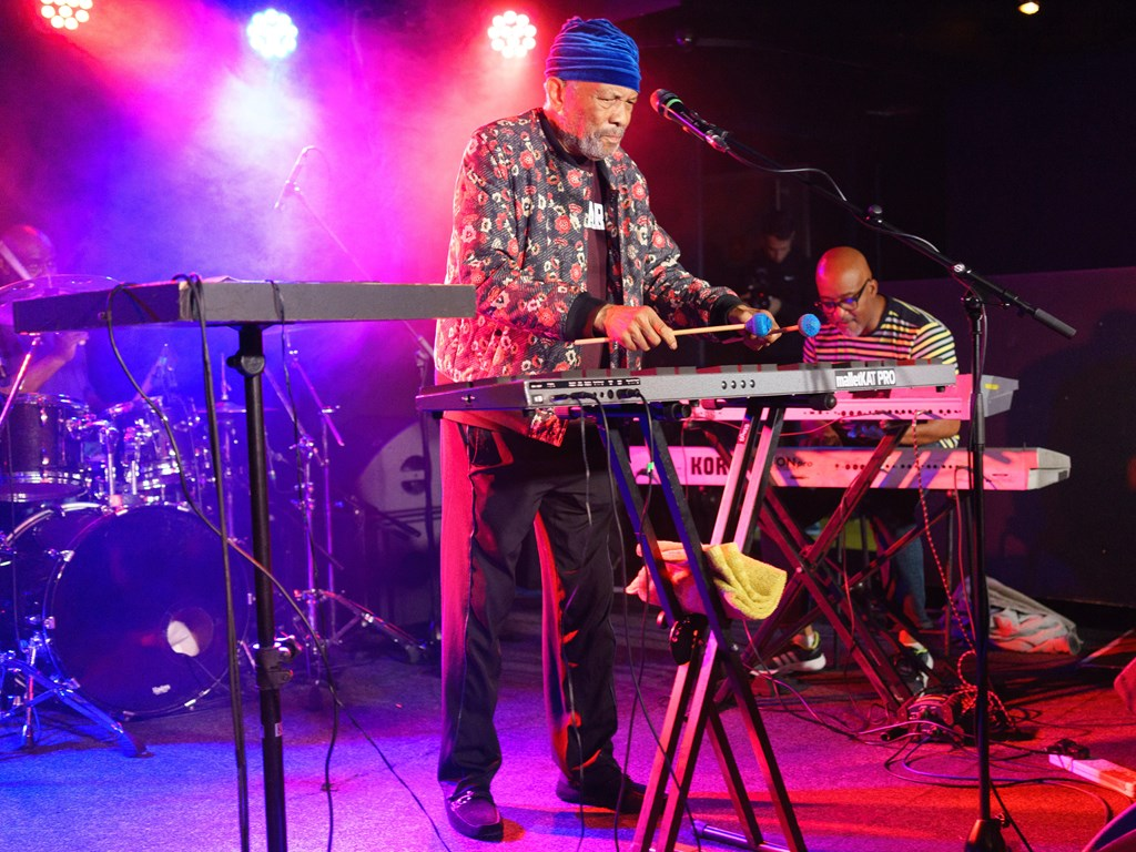 In Review: Roy Ayers at The Wardrobe, Leeds