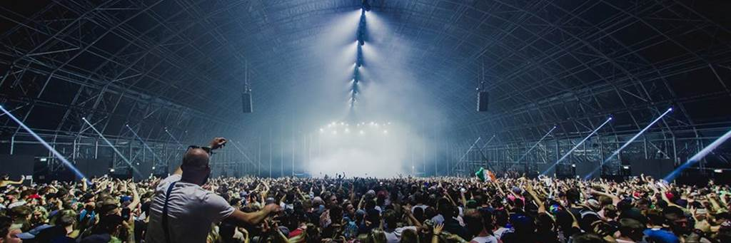 Creamfields Present Steel Yard