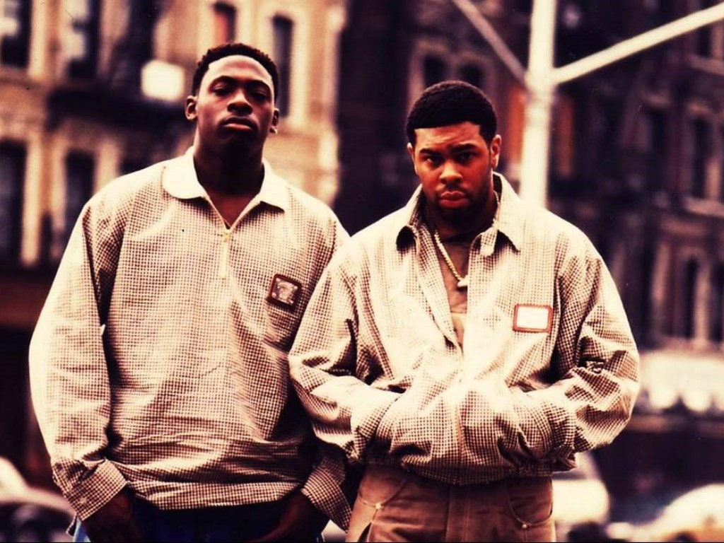 Iconic hip hop duo Pete Rock and CL Smooth claim date in Manchester