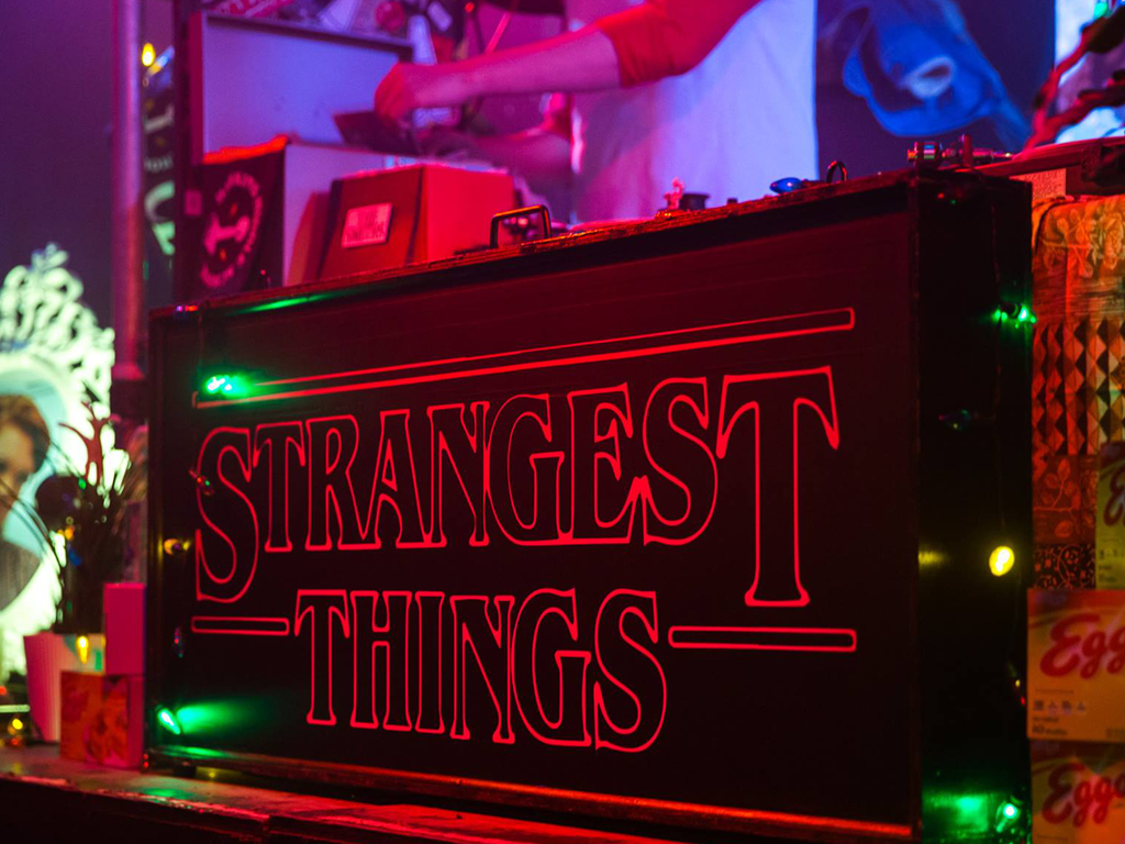 Stranger Things themed parties returns to cities across the UK