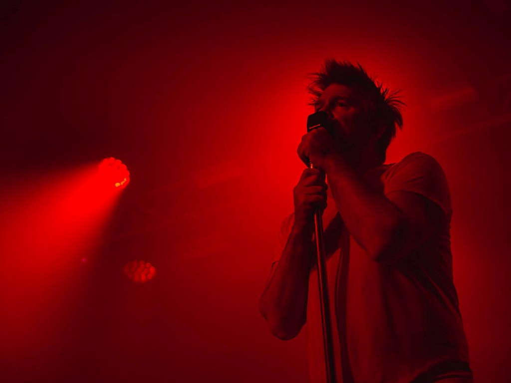In Pictures: LCD Soundsystem at The Warehouse Project