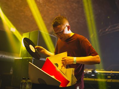 In Review: The Warehouse Project - Floating Points Presents...