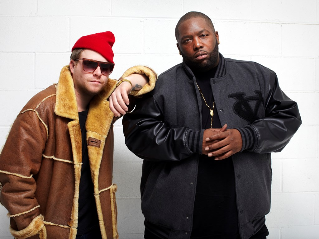 Listen to Run The Jewels' latest track Mean Demeanor