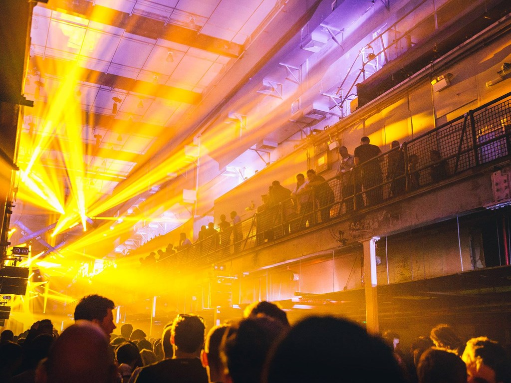 In Review: Printworks 002 Opening Party