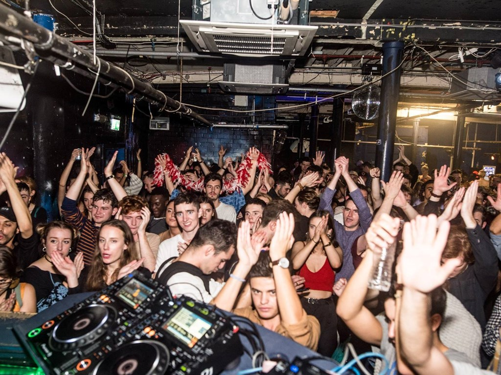 In Review: MAYDAY x R&S Records at Hidden